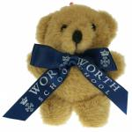 Tiny Ted Honey Bear 10cm